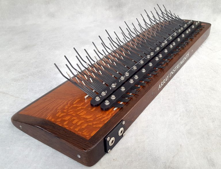 4SB Australian lacewood and wenge